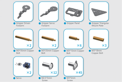 micro: Maqueen Mekanik Set - Thumbnail