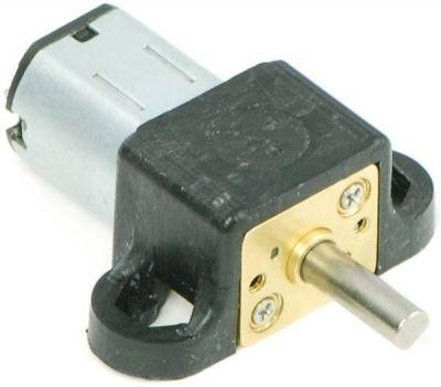 Plastik Mikro Metal Motor Tutucu - Beyaz - PL-1086
