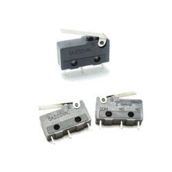 Robotistan - Micro Switch 5A 250V (JL024-2)