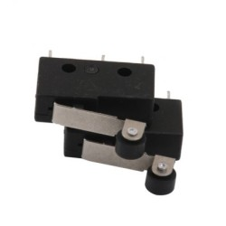 Micro Switch with Pulley 5A 250V (JL026) - Thumbnail