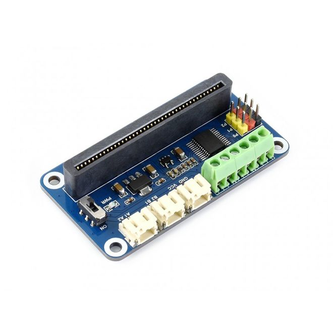 micro:bit Motor Sürücü Kartı (DC + Servo)