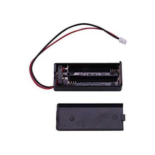 micro:bit On-Off Anahtarlı Pil Yatağı (2x AAA Pil) - Pil Yuvası