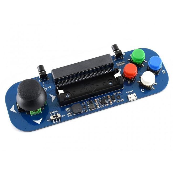 micro:bit Oyun Konsol Eklenti Kartı