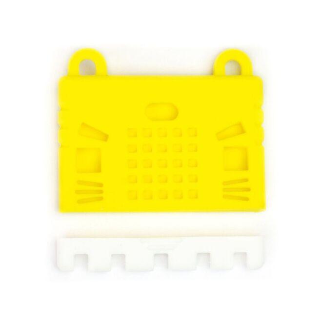micro:bit Sarı Silikon Koruma Kılıfı