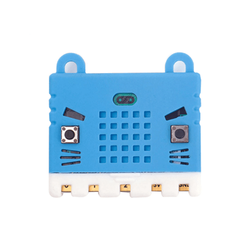 China - micro:bit Silicone Protective Cover - Blue