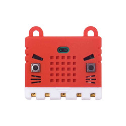 China - micro:bit Silicone Protective Cover - Red
