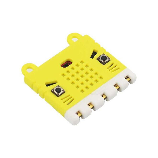 micro:bit Silicone Protective Cover - Yellow