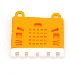 micro:bit Turuncu Silikon Koruma Kılıfı - Thumbnail