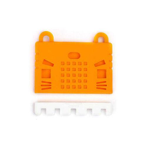 micro:bit Turuncu Silikon Koruma Kılıfı