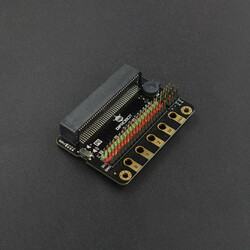 DFROBOT - micro:IO Extender- a micro:bit IO Expansion Board with Rich Ports