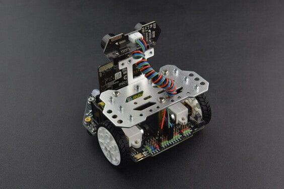 micro:Maqueen Plus - İleri Düzey STEM Robot Kiti (micro:bit için)