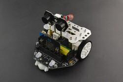 micro:Maqueen Plus - İleri Düzey STEM Robot Kiti (micro:bit için) - Thumbnail