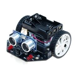 DFROBOT - Micro:Maqueen Robot Platformu (Micro:Bit Dahil Değildir)