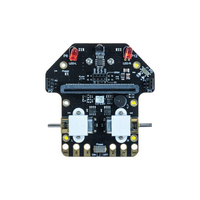 Micro: Maqueen Robot Platformu (Micro:Bit Dahil Değildir)