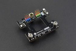 Micro:Mate Mini Eklenti Kartı (Micro:Bit İçin - Gravity Modül Uyumlu) - Thumbnail