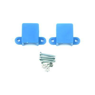 Mikro Metal Motor Tutucu - Mavi