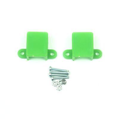 Robotistan - Mikro Metal Motor Tutucu - Yeşil