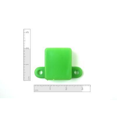 Robotistan - Mikro Metal Motor Tutucu - Yeşil (1)