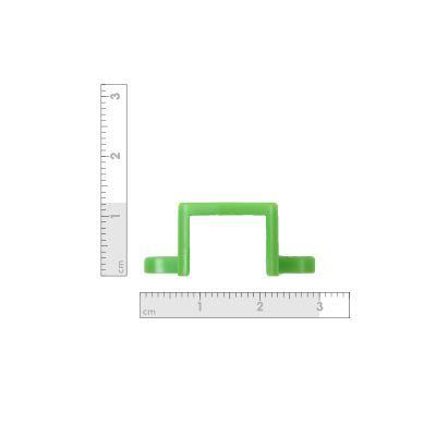 Mikro Metal Motor Tutucu - Yeşil