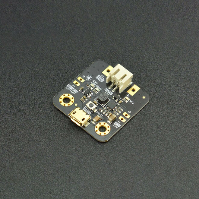 Mikro Panel Güç Yönetim Kartı + 2V-600mA Güneş Paneli
