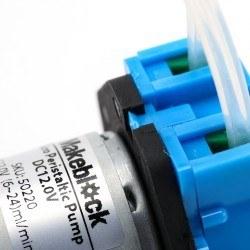 Mikro Peristaltik Pompa - DC 12.0 V - 50220 - Thumbnail