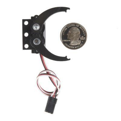 Mikro Robotik El Kit A - Düz Montaj