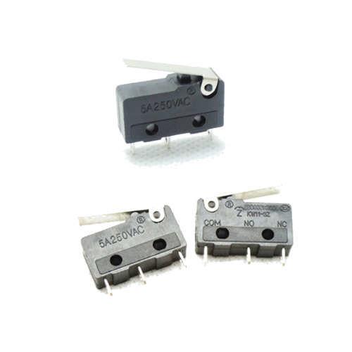 Mikro Switch 5A 250V (JL024-2)
