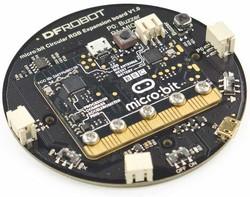 Micro:bit Dairesel RGB LED Eklenti Kartı - Thumbnail