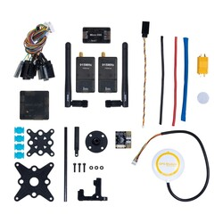 China - Mini APM v3.1 Flight Controller + GPS + OSD + Telemetry Combo Kit
