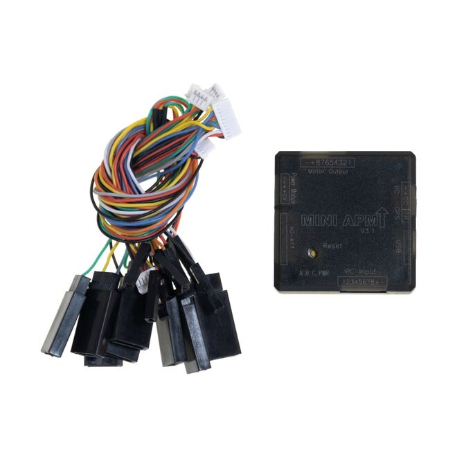 Mini APM v3.1 Flight Controller + GPS + OSD + Telemetry Combo Kit