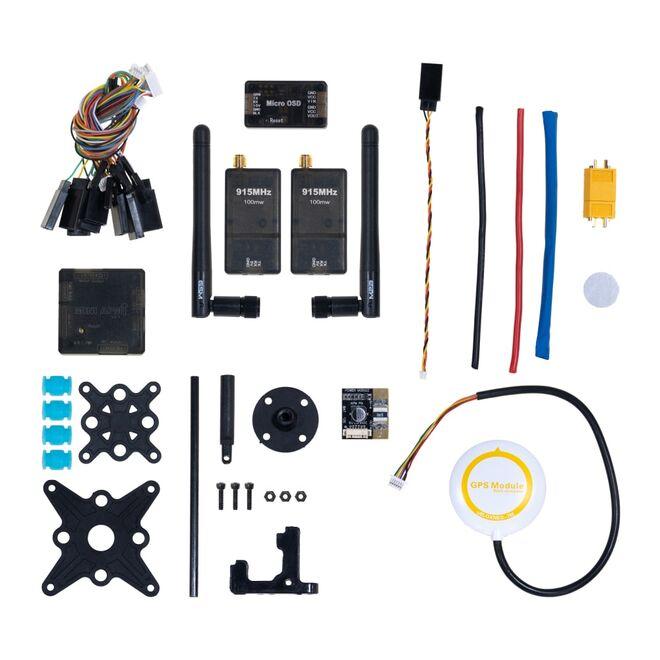 Mini APM v3.1 Uçuş Kontrol Kartı + GPS + OSD + Telemetri Kombo Set