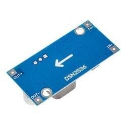 Mini Ayarlanabilir 3 A Voltaj Regülatör Kartı - LM2596-ADJ - Thumbnail