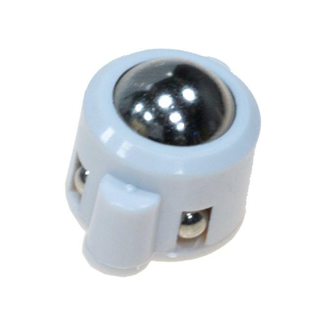 Mini ball caster for Smart Car