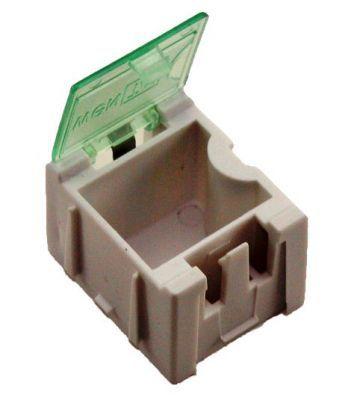 Mini Boy Komponent Saklama Kutusu - Beyaz