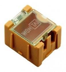 Mini Boy Komponent Saklama Kutusu - Sarı - Thumbnail