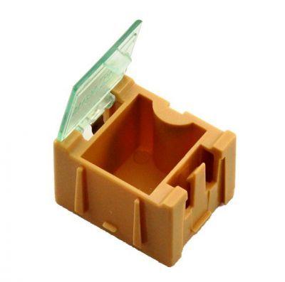 Mini Boy Komponent Saklama Kutusu - Sarı
