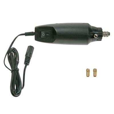 mini drill 12v dc pcb matkabi uzatma kablolu siyah