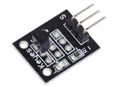 Mini DS18B20 Sıcaklık Sensörü Kartı