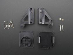 Mini Pan Tilt Kit (Without Servo) - Thumbnail