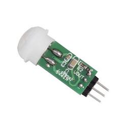 Robotistan - HC-SR505 Mini PIR Hareket Algılama Modülü - SC0072