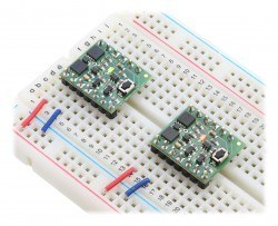 Mini Pushbutton Power Switch with Reverse Voltage Protection, LV - PL2808 - Thumbnail