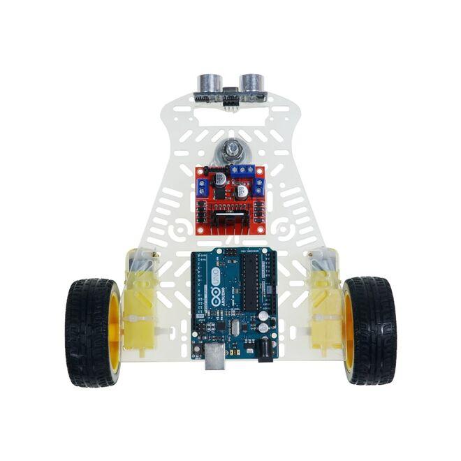 Genel Amaçlı Robot Gövdesi
