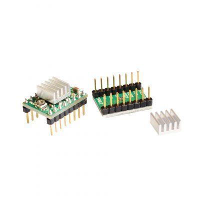 Mini Soğutucu (A4988 ile Uyumlu)