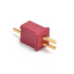 Mini T Plug Batarya Konnektörü (WLtoys W977 Mini Uyumlu) (Erkek-Dişi Set) - Thumbnail