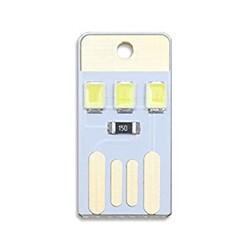Mini Ultra Slim USB LED Işık - Thumbnail