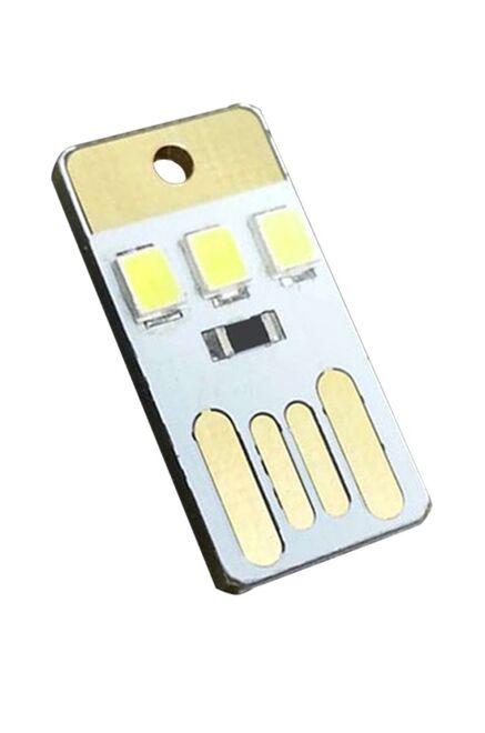 Mini Ultra Slim USB LED Işık