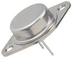 MOTOROLA - MJ2501 - 10A 80V 150W PNP DARL. - TO3 Transistor