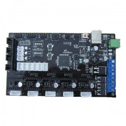 China - MKS Gen V1.2 3D Printer Controller Board
