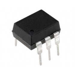 MOC3023 (K3023P) - DIP6 Optocoupler