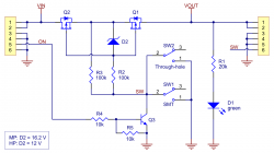 MOSFET'li Orta Güçlü Sürgü Anahtar Devresi - PL-2814 - Thumbnail